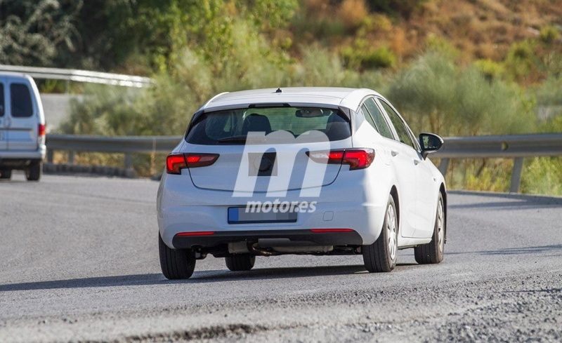 2018 - [Opel] Astra restylée  - Page 3 8e003f10