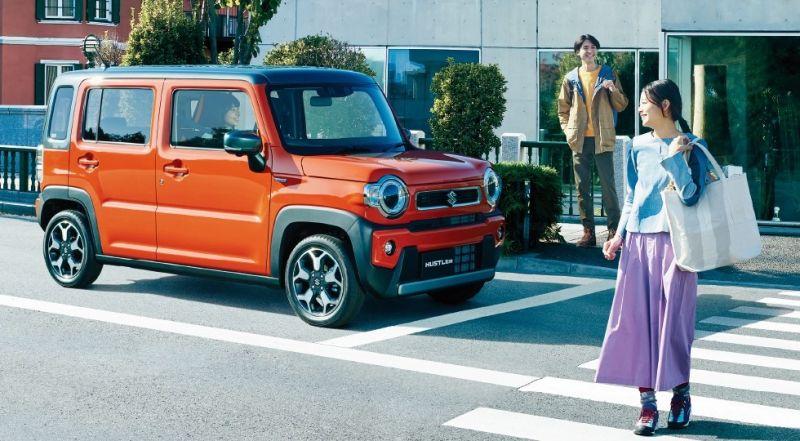2014 - [Mazda/Suzuki] Flair Crossover / Hustler - Page 2 8e3e5610