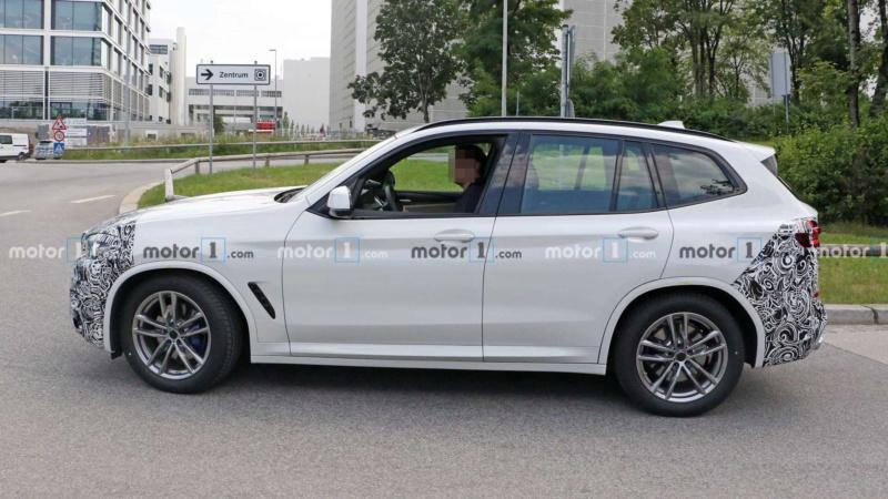 2021 - [BMW] X3 restylé  8e536110
