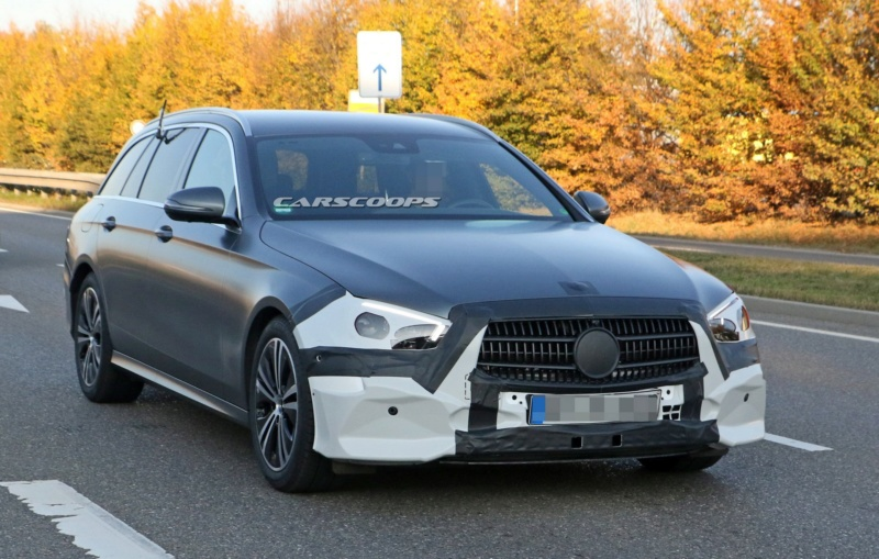 2020 - [Mercedes-Benz] Classe E restylée  8e64b110
