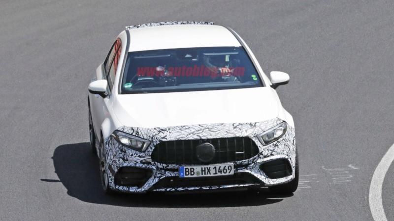 2018 - [Mercedes] Classe A (W177) - Page 33 8e694210