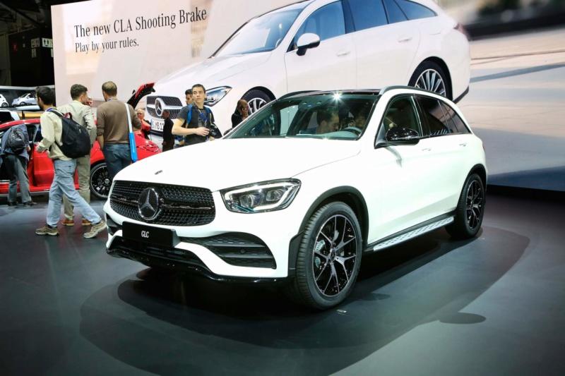 2018 - [Mercedes-Benz] GLC/GLC Coupé restylés - Page 4 8e87ae10