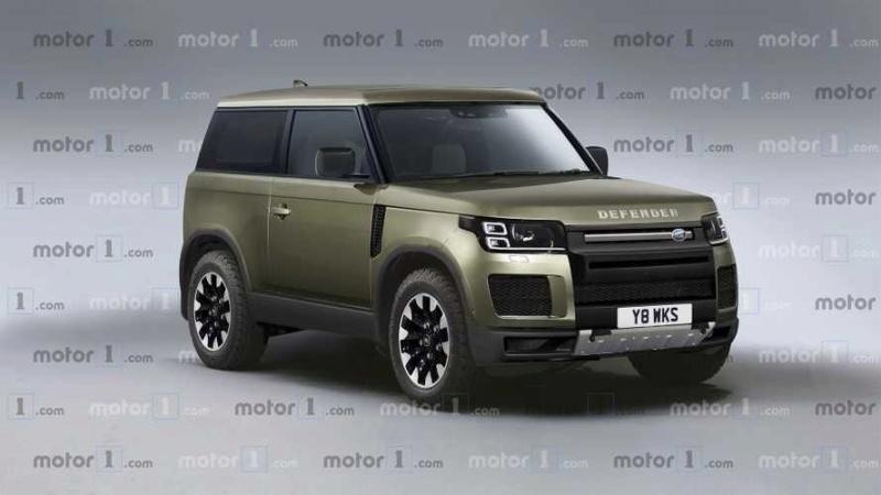 2018 - [Land Rover] Defender [L663] - Page 6 8ea1db10