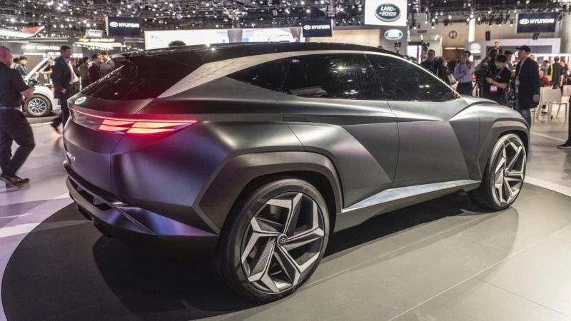 2019 - [Hyundai] Tucson Concept  8eb69c10