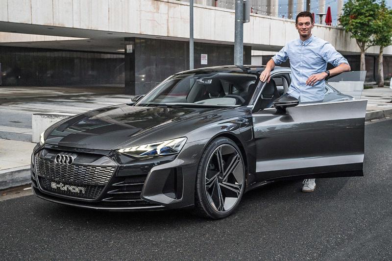2018 - [Audi] E-Tron GT - Page 3 8eca8c10