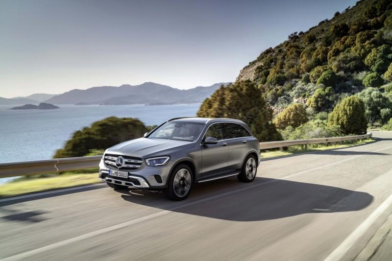 2018 - [Mercedes-Benz] GLC/GLC Coupé restylés - Page 3 8ed2d110