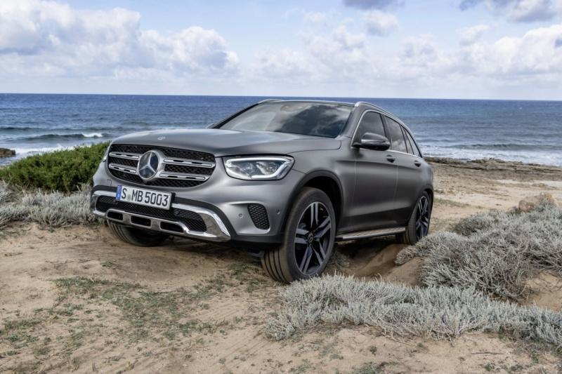 2018 - [Mercedes-Benz] GLC/GLC Coupé restylés - Page 3 8eea2b10