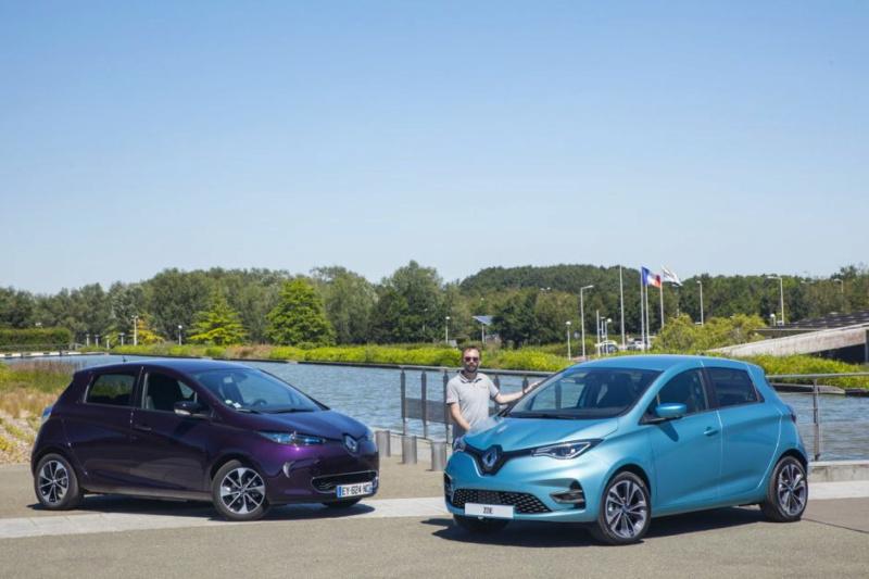 2019 - [Renault] ZOE 2 - Page 17 8eefa610