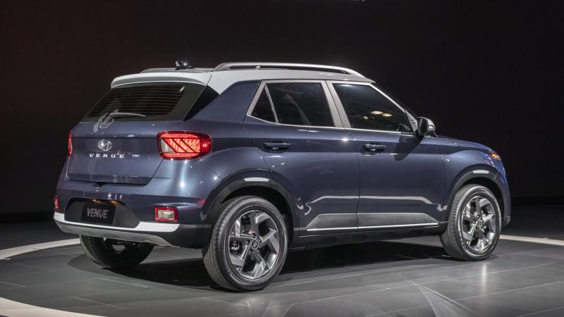 2020 - [Hyundai] Venue SUV compact  - Page 2 8f0acb10