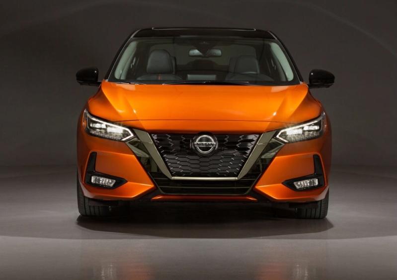 2020 - [Nissan] Sentra / Sylphy 8f387a10