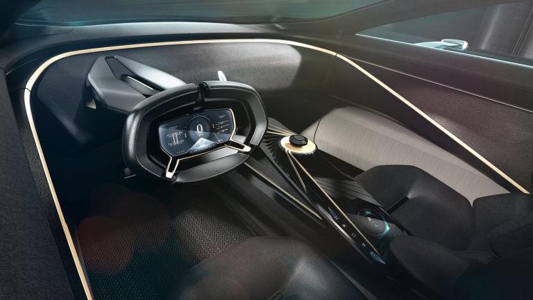 2018 - [Aston Martin] Lagonda Vision Concept  - Page 2 8f3c7310