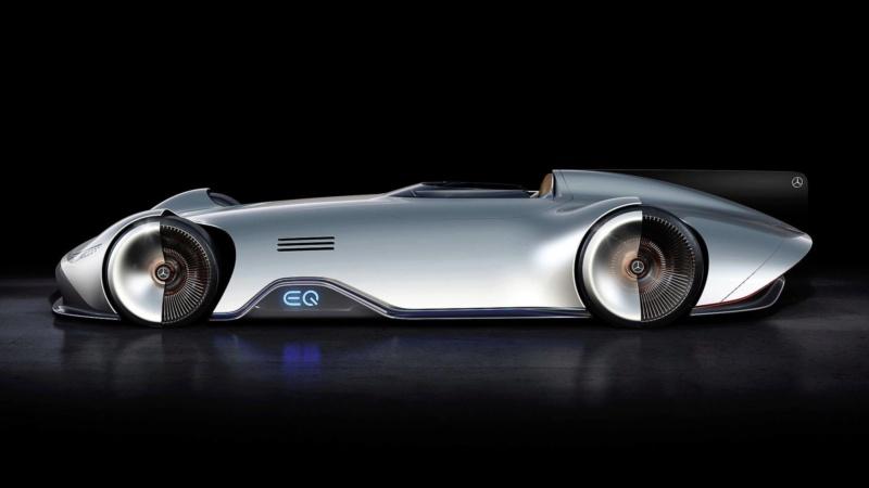 2018 - [Mercedes] EQ Silver Arrow Concept (Pebble Beach) 8f47e310