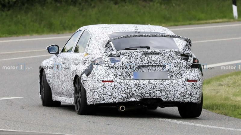 2021 - [Honda] Civic Hatchback  8f5c4f10