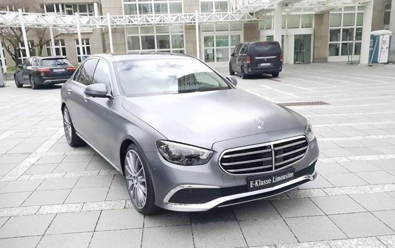 2020 - [Mercedes-Benz] Classe E restylée  - Page 6 8f92a810