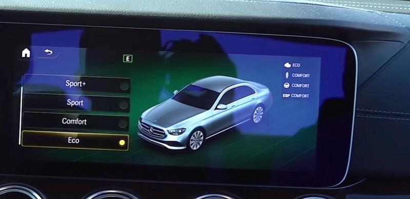 2020 - [Mercedes-Benz] Classe E restylée  - Page 3 8fb07510