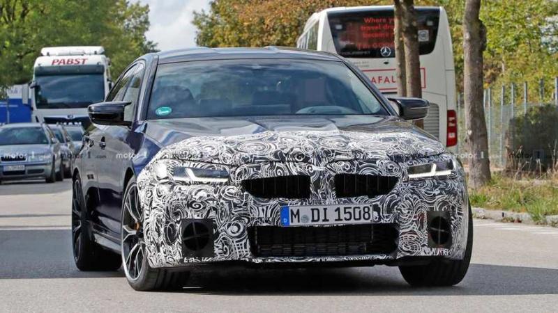2020 - [BMW] Série 5 restylée [G30] - Page 2 8fbb9510