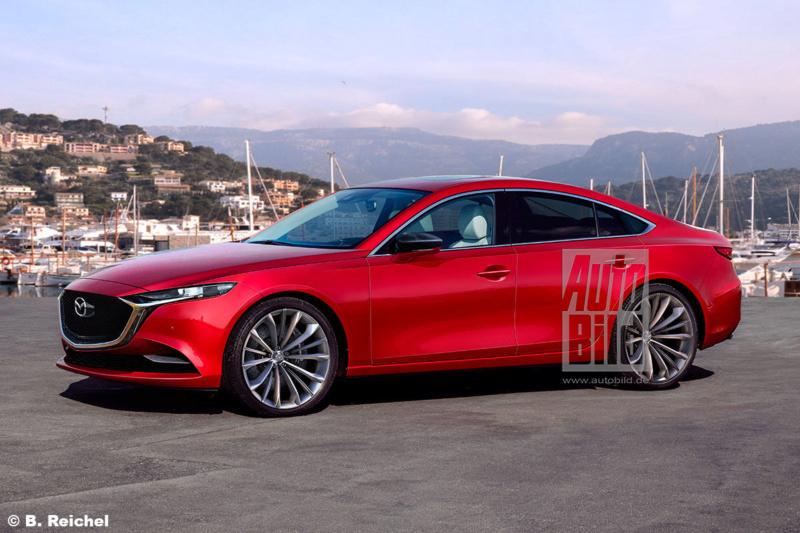 2020 - [Mazda] 6 IV 8ff36610