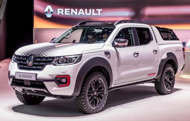 2016 - [Renault] Alaskan [U60] - Page 8 90087210