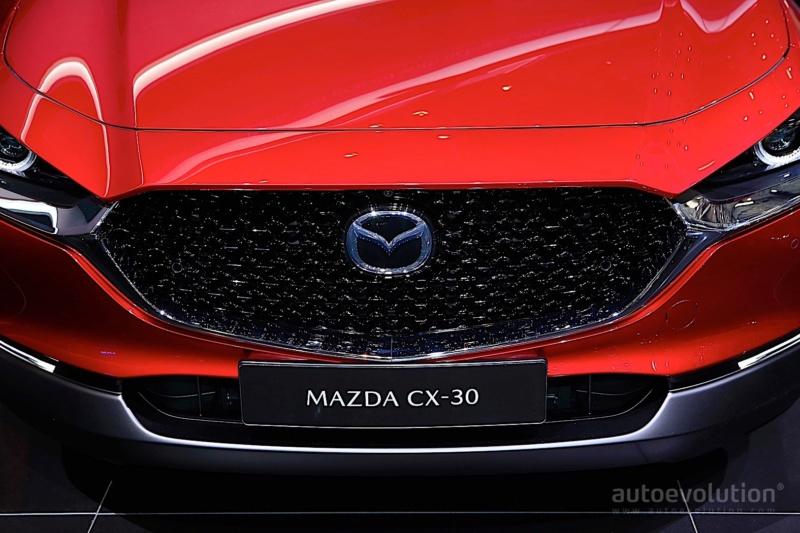 2019 - [Mazda] CX-30 900ee110