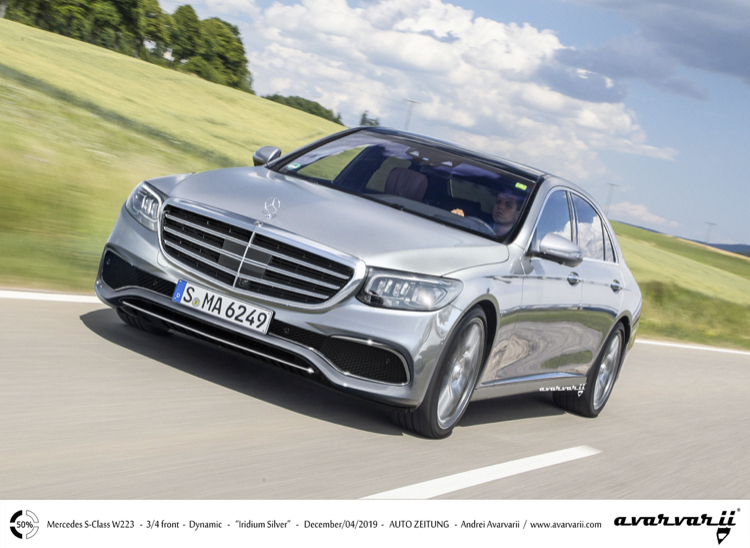 2020 - [Mercedes-Benz] Classe S - Page 6 90190610