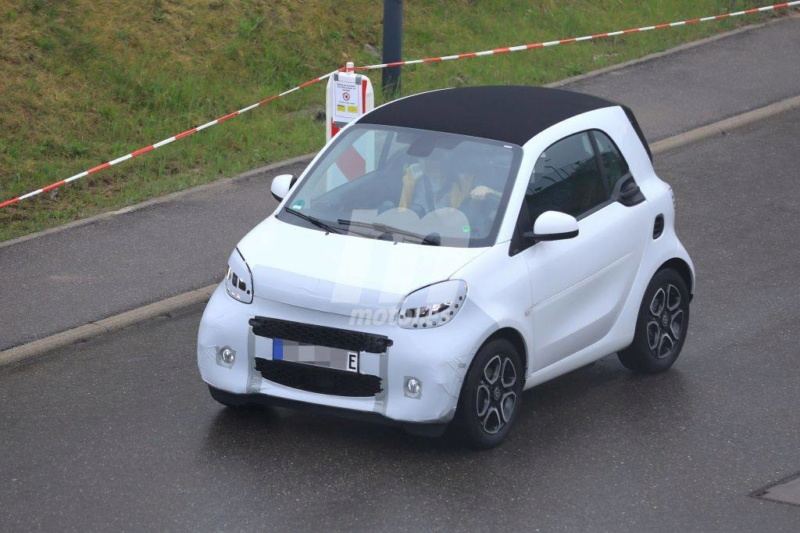 2019 - [Smart] ForTwo III Restylée [C453]  - Page 2 90280410
