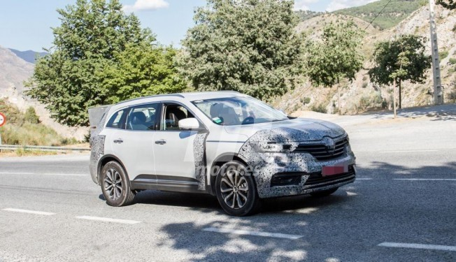 2020 - [Renault] Koleos restylé 90939010