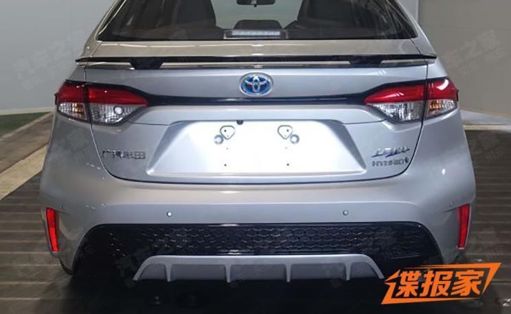 2018 - [Toyota] Corolla Sedan - Page 2 90abe710
