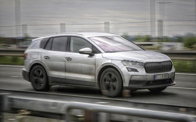 2021 - [Skoda] SUV EV - Page 3 90af4e10