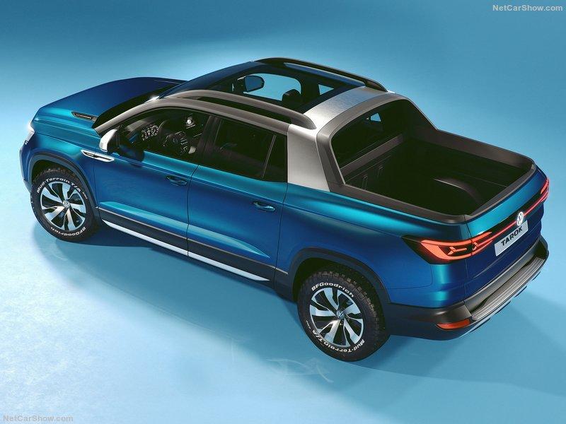 2020 - [Volkswagen] Tarok / MQB Pick-Up  90c52710