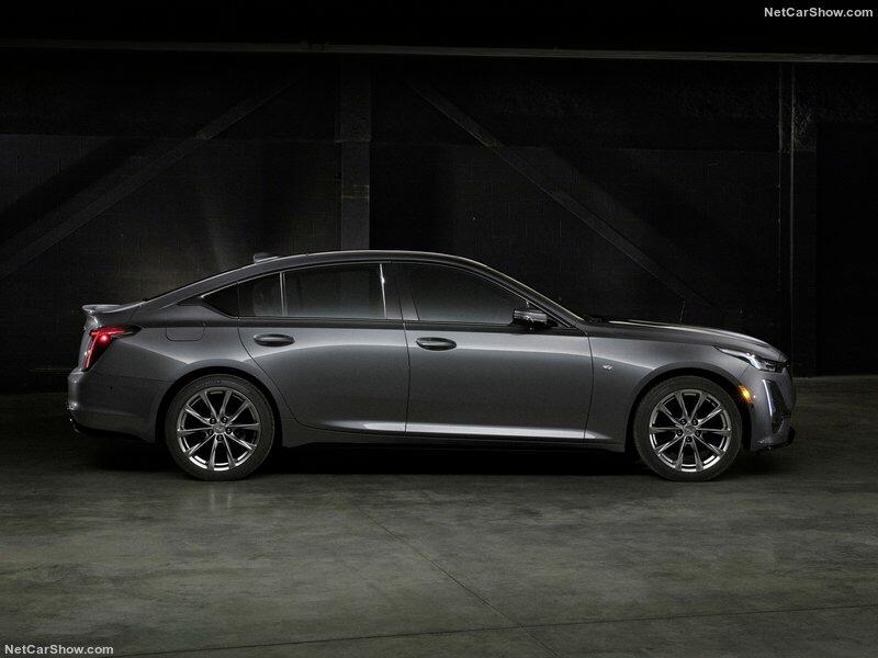 2020 - [Cadillac] CT5 90e40510
