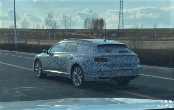 2019 - [Volkswagen] Arteon Shooting Brake - Page 3 90e7af10