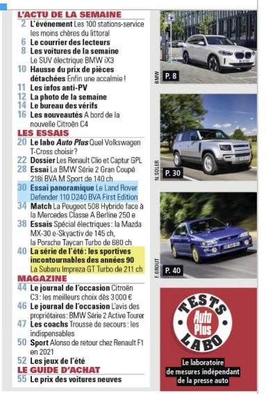 [Presse] Les magazines auto ! - Page 34 90ed8f10