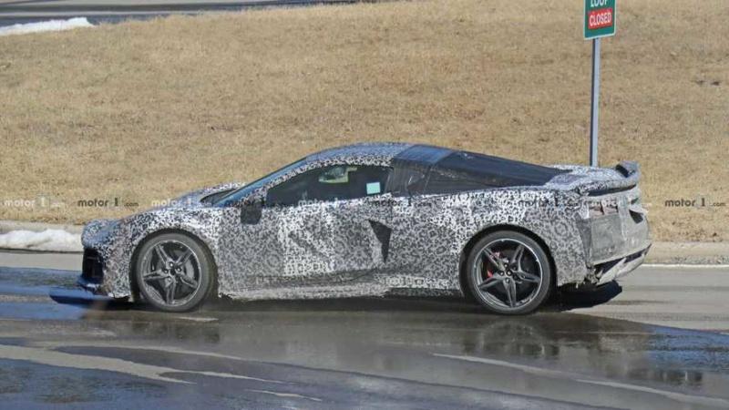 2018 - [Chevrolet] Mid-Engine Corvette - Page 3 911a7110