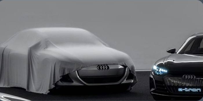 2021 - [Audi] E-Tron GT 911caf10