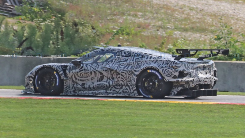 2019 - [Chevrolet] Corvette C8 Stingray - Page 2 9151f110