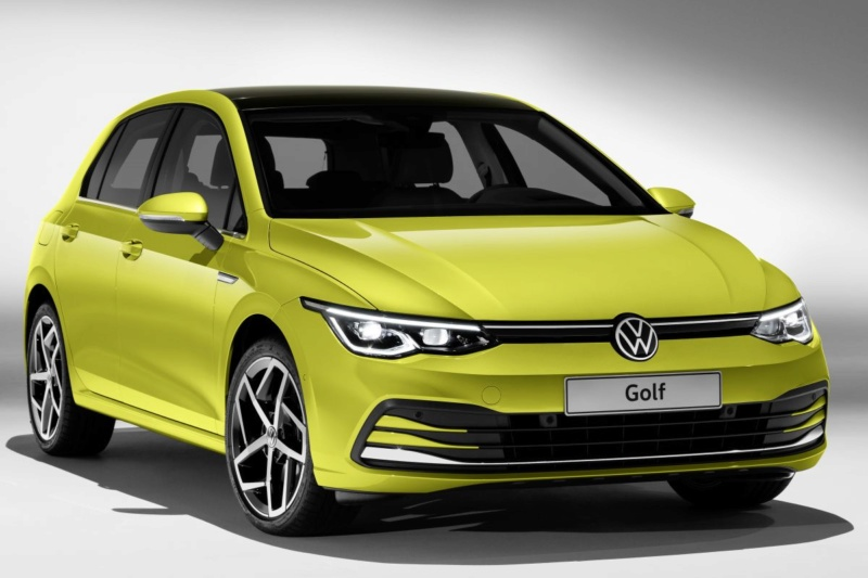 Volkswagen Golf 8 (2019) 5