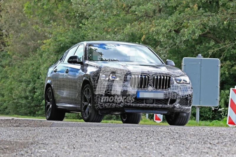 2019 - [BMW] X6 III (G06) - Page 3 9184b210