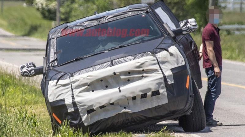2017 - [Jeep] Grand Wagoneer - Page 3 91872b10