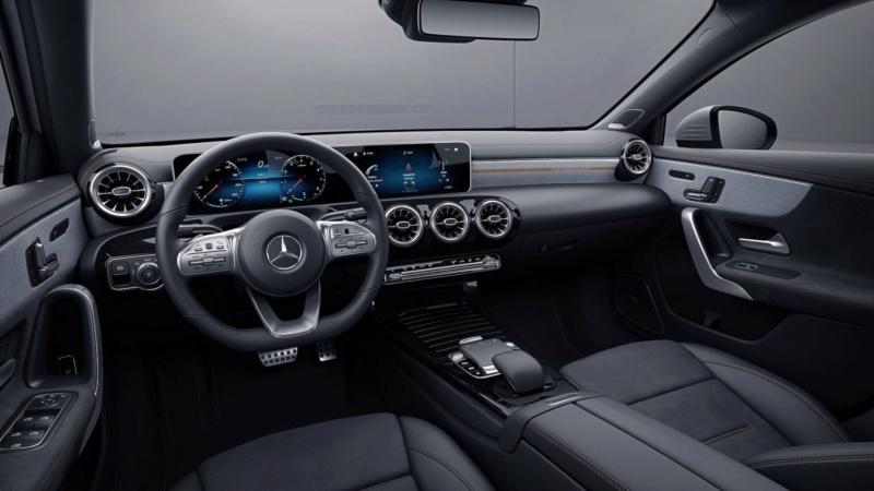 2018 - [Mercedes-Benz] Classe A Sedan - Page 6 9194e010