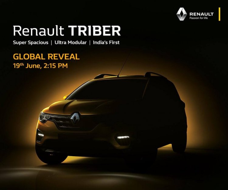2019 - [Renault] MPV Triber [Inde] - Page 3 91ae0010