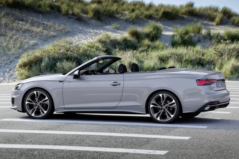 2020 - [Audi] A5 Coupé/Cab/SB restylée 91d26310