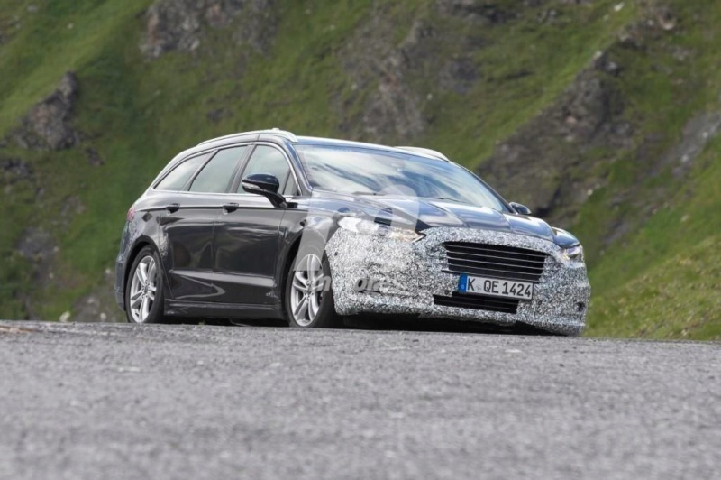 2018 - [Ford] Mondeo/Fusion V 92107d10