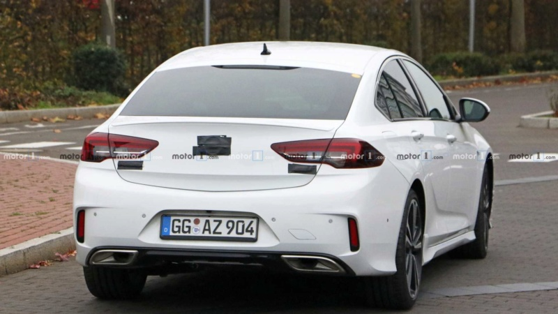 2020 - [Opel] Insignia Grand Sport Restylée  - Page 5 921cf710