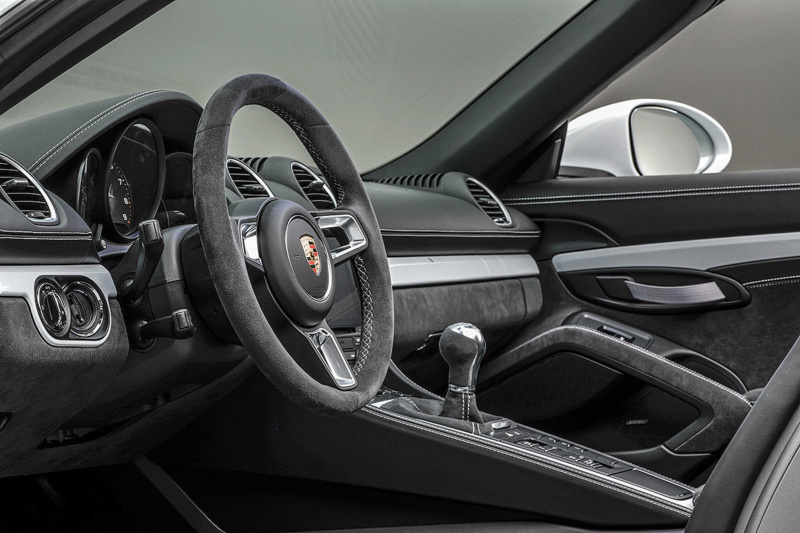 2016 - [Porsche] 718 Boxster & 718 Cayman [982] - Page 8 92504010