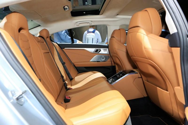 2019 - [BMW] Série 8 Gran Coupé [G16] - Page 6 92980510
