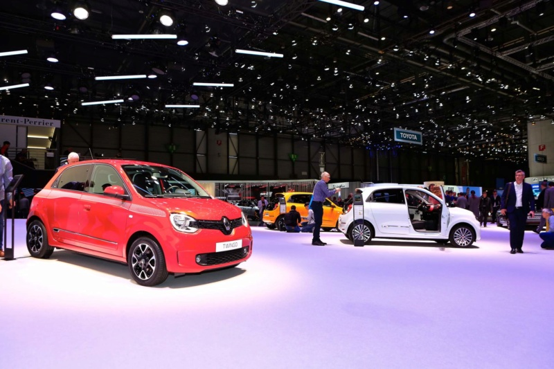 2018 - [Renault] Twingo III restylée - Page 12 92a45610
