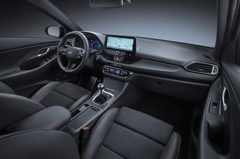 2020 - [Hyundai] I30 III 5p/SW/Fastback Facelift 92b23410