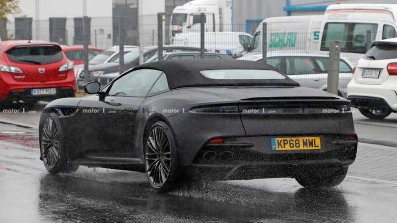 2019 - [Aston Martin] DBS Superleggera - Page 2 92c42310