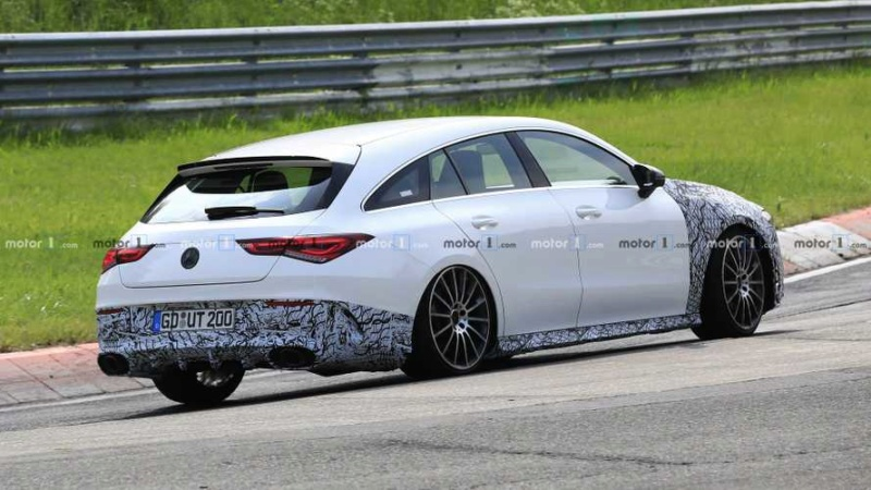 2019 - [Mercedes-Benz] CLA Shooting Brake II 92da3b10