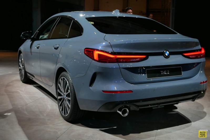 2020 - [BMW] Série 2 Gran Coupé [F44] - Page 11 93251710